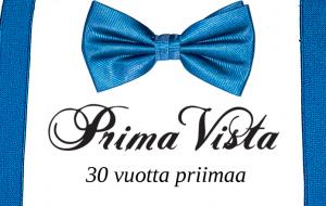 Prima Vista - 30 vuotta priimaa (Huom! Uusi ajankohta. Aiemmin ostetut liput käyvät sellaisenaan)