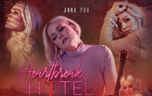 Anna Puu - Heartbreak Hotel / Lauluja Särkyneille Sydämille (Huom! Uusi ajankohta. Aiemmin ostetut liput käyvät sellaisenaan)