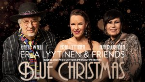 ERJA LYYTINEN & FRIENDS: BLUE CHRISTMAS 2021