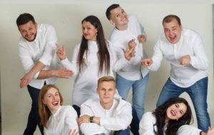Lauluyhtye Brevis (Ukraina) - Karpaattien Talvinen Tarina