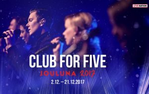 Club For Five - Jouluna 2017