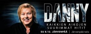 DANNY SUURIMMAT HITIT KONSERTTI