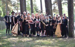Sibelius-Akatemian Folk Big Band: Katrilli toisesta elämästä