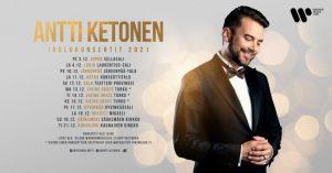 Antti Ketonen - Joulukonsertti