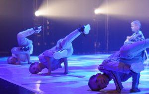 Tanssikoulu Flow'n syysnäytös 2019