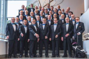 Järvenpään Mieslaulajat 70-vuotisjuhlakonsertti