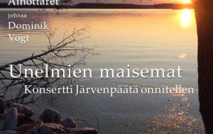 Unelmien maisemat - konsertti Järvenpäätä onnitellen