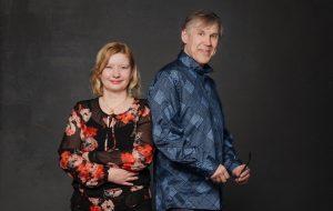 Maria Kalaniemi, & Timo Alakotila duo