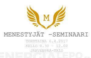 Menestyjät -seminaari