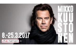 Mikko Kuustonen - LOPPUUNMYYTY