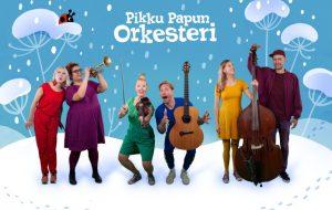 Pikku Papun Orkesterin joulukonsertti