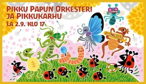 Pikku Papun Orkesteri ja Pikkukarhu
