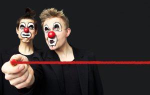 Red Nose Company: Punainen viiva