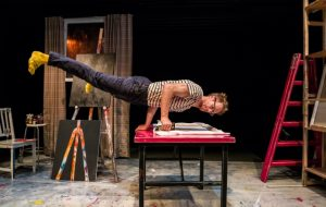 Circo Aereo & Thom Monckton - The Artist