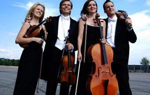 LIVESTRIIMAUS: Allegros-jousikvartetti - Da Pacem Domine