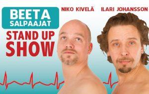 Beetasalpaajat; Ilari Johansson & Niko Kivelä
