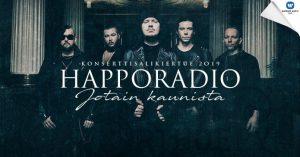 Happoradio – Jotain kaunista