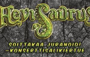 Hevisaurus - Soittakaa Juranoid!