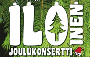 ILOINEN JOULUKONSERTTI - FINLANDERS & 7 SEINÄHULLUA VELJESTÄ