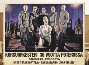 KORSUORKESTERI 30V. POTEROSSA