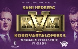 Sami Hedberg Show – Kokovartalomies 5