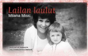 LAILAN LAULUT - Milana Misic