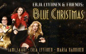 Erja Lyytinen & Friends: Blue Christmas