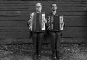 Heikki Laitinen & Kimmo Pohjonen: Murhaballadeja