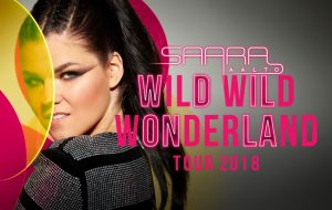 Saara Aalto Wild Wild Wonderland-kiertue