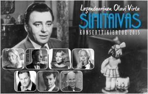 Sinitaivas 2015 - Legendaarinen Olavi Virta