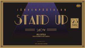 Järvenpää-talo Stand Up Show