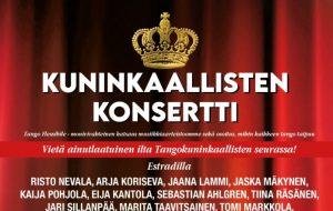 Kuninkaallisten Konsertti