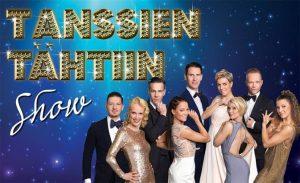 Tanssien Tähtiin - show
