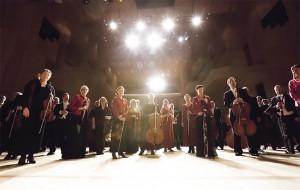 Tapiola Sinfonietta: Sibelius ja pelimannit